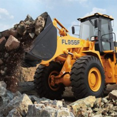 bilex foton wheel Loader fl956fii price catalogue specification
